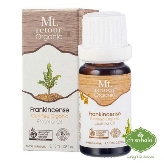 Mt Retour Organic Frankincense Essential Oil