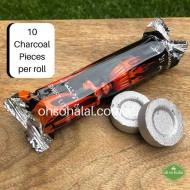 Charcoal Tablets for Resin, Incense & Bakhoor - Alamir Coal