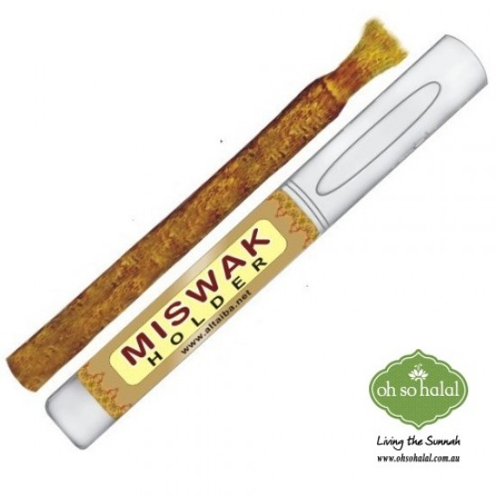 Miswak with Miswak Holder