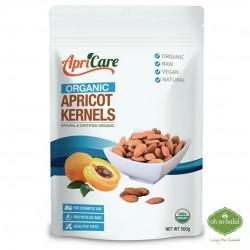 Organic Apricot Kernels - 500g