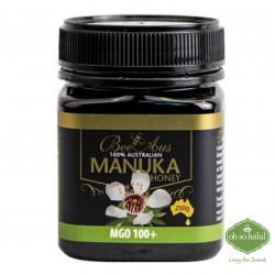 Bee Aus 100% Australian Manuka Honey MGO 100+