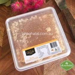 Bee Aus 100% Australian Raw Honeycomb 400g