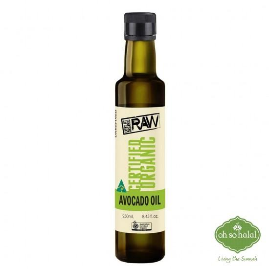Every Bit Organic RAW Certified Organic Avocado Oil