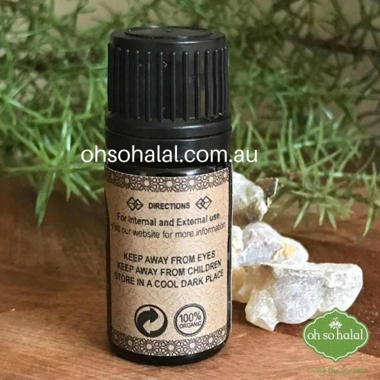 Frankincense Essential Oil - Boswellia Sacra 5ml