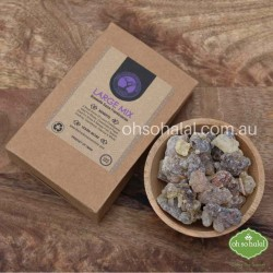 Frankincense Resin - Large Mix 50g