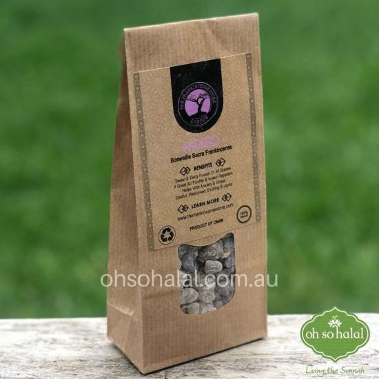 Frankincense Resin - Mixed 100g
