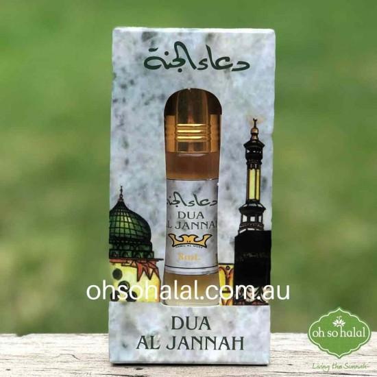 Dua Al Jannah Attar Perfume Oil