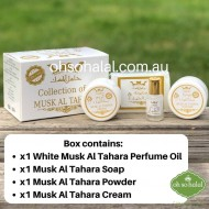 Collection of Musk Al Tahara