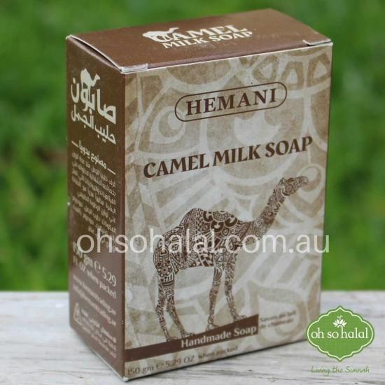 Camel Milk Handmade Soap