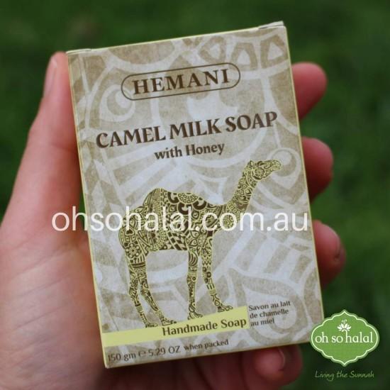 Hemani Camel Milk Handmade Soap