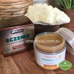 Eczema Relief Moisturising Cream by Hemani