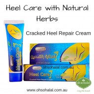 Hemani Heel Care with Natural Herbs - 50g