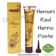 Hemani Henna Red Paste
