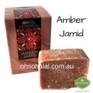 Amber Jamid Solid Perfume Musk
