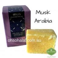 Musk Al Arabia Solid Perfume Musk