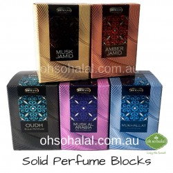 Hemani Solid Perfume - 25g