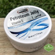 Fragrance Free Petroleum Jelly with Vitamin E