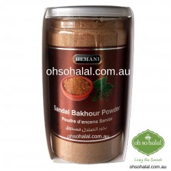 Sandal Bakhour Powder for Incense Burner – 200g