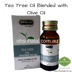 Tea Tree Oil Blended with Olive Oil (past expiration date)