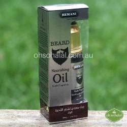 Beard Nourishing Oil - Oud Fragrance