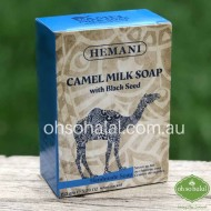 Camel Milk Soap with Black Seed