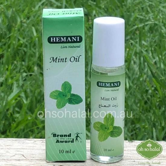 Hemani Mint Oil