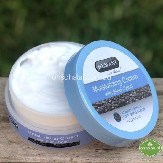 Moisturising Cream with Black Seed