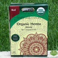 Red Organic Henna Hair Colour
