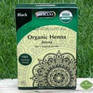 Black Organic Henna Hair Colour