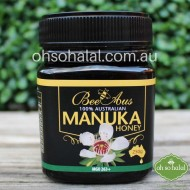 Bee Aus 100% Australian Manuka Honey MGO 263+