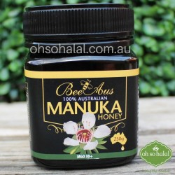 Bee Aus 100% Australian Manuka Honey MGO 30+