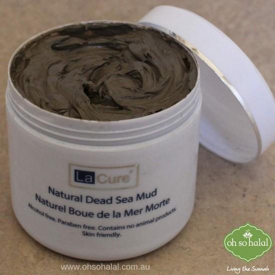 La Cure Natural Dead Sea Mud 800g