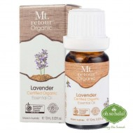 Mt Retour Organic Lavender Essential Oil - 10ml