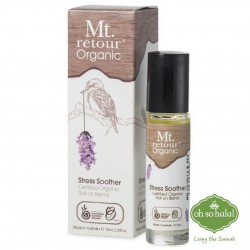 Mt Retour Organic Stress Soother Roll On Blend