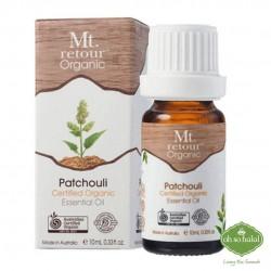 Mt Retour Organic Patchouli Essential Oil