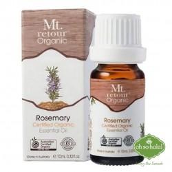 Mt Retour Organic Rosemary Essential Oil