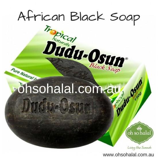 Dudu Osun African Black Soap 150g