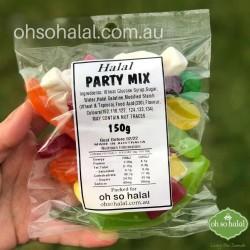 Halal Mixed Lollies- 150g