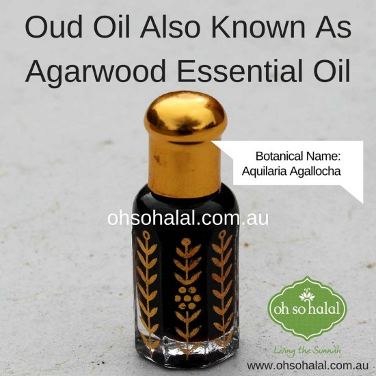 Natural Oud Oil Agarwood Essential Oil