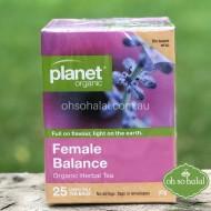 Female Balance Organic Herbal Tea