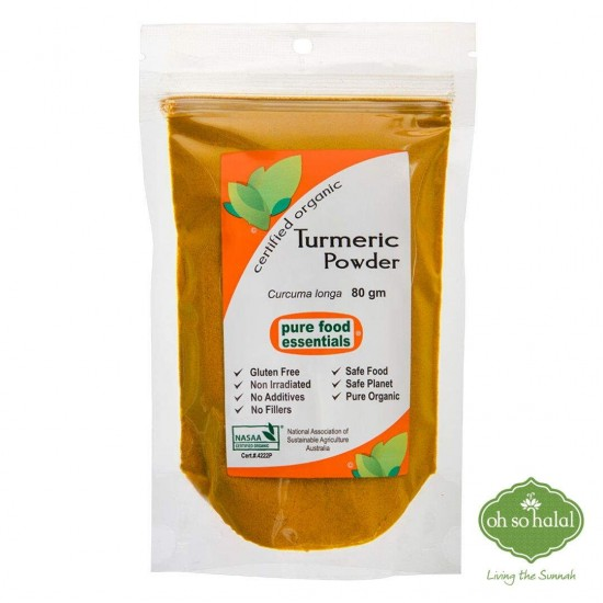 Turmeric Powder - 80 gm