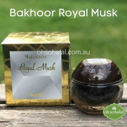 Bakhoor Royal Musk