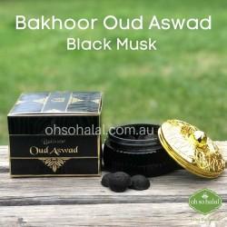 Bakhoor Oud Aswad