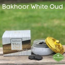 Bakhoor White Oud