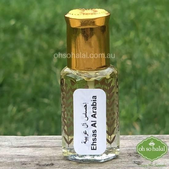 Ehsas Al Arabia Attar Perfume Oil