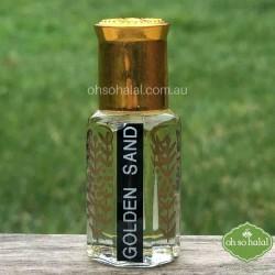 Golden Sand Attar Perfume Oil