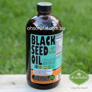 Sweet Sunnah Black Seed Oil - 473ml