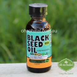 Sweet Sunnah Black Seed Oil - 30ml