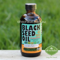 Sweet Sunnah Black Seed Oil - 120ml