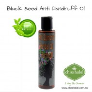 Anti Dandruff Herbal Formula - 120ml